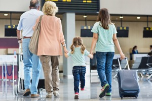 The stress of airports may not be fun for adults, but for kids they are great.