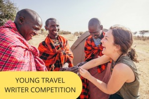Young travel writer competition