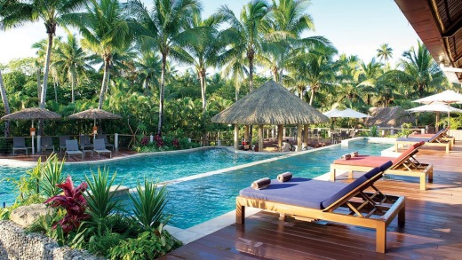 Outrigger Fiji Beach Resort has plenty to keep adults and children entertained.