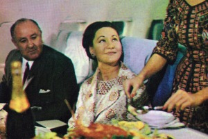 Singapore Airlines' culinary fare used to include a whole lobster for passengers travelling First Class in the 1970s.