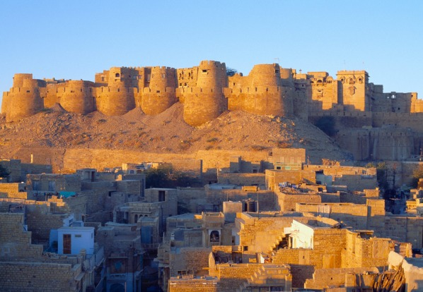 Jaisalmer Fort, India: There are plenty of forts throughout the ancient state of Rajasthan in India; however, they're ...