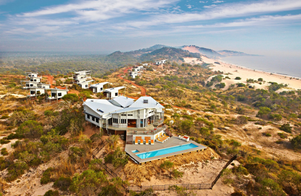 Berkeley River Lodge, the Kimberley: Lap of luxury at the edge of the world