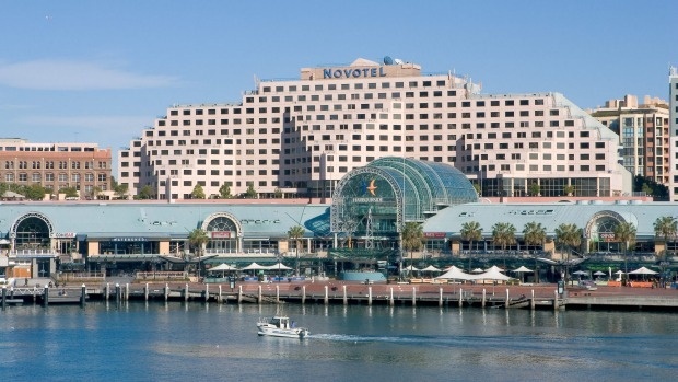 Accor, whose hotels include the Novotel Sydney on Darling Harbour, is selling down its global assets.