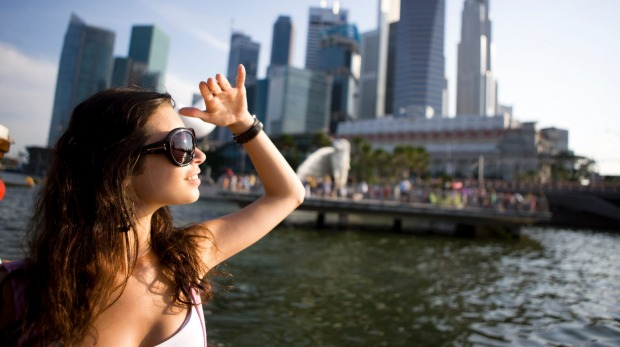 Can you find happiness in Singapore? Scientists are trying to find out.