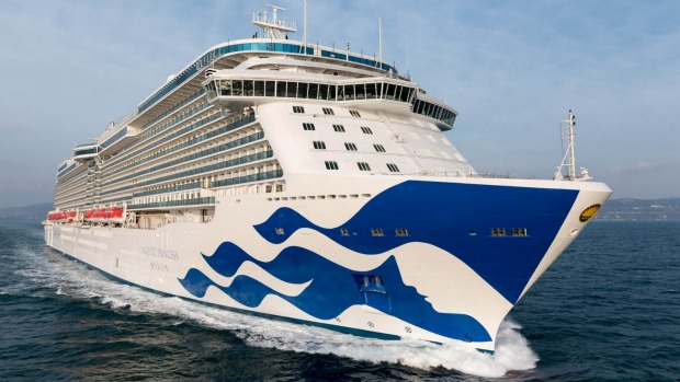 Princess Cruises Newest Ship Majestic Princess To