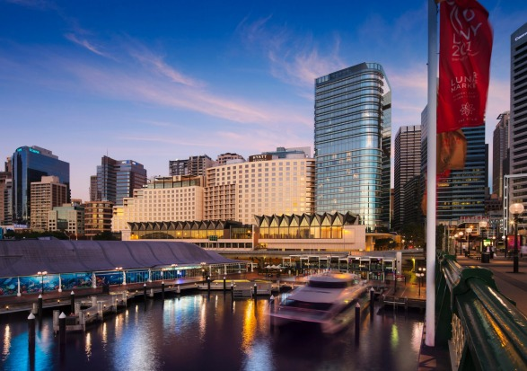 Formerly the Four Points Darling Harbour, the property underwent a major redevelopment in the past couple of years. More ...