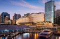 Hyatt Regency Sydney has a whopping 890 rooms.