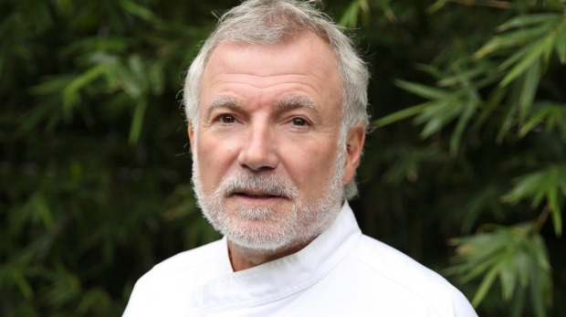 Acclaimed chef and restaurateur Jacques Reymond hails from the Bresse region of France.