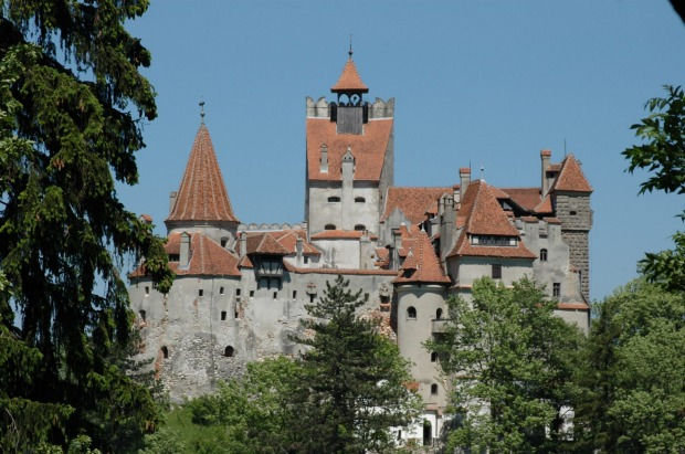 Bran Castle is a highlight of Transylvania, Romania.