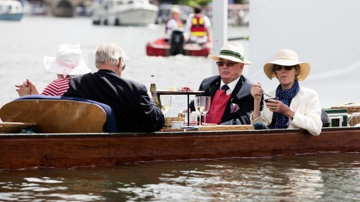 Henley Royal Regatta is regarded as part of the English social season and is held annually over five days on the River ...