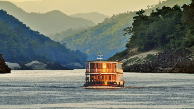 Cruise through a land of untouched rugged beauty