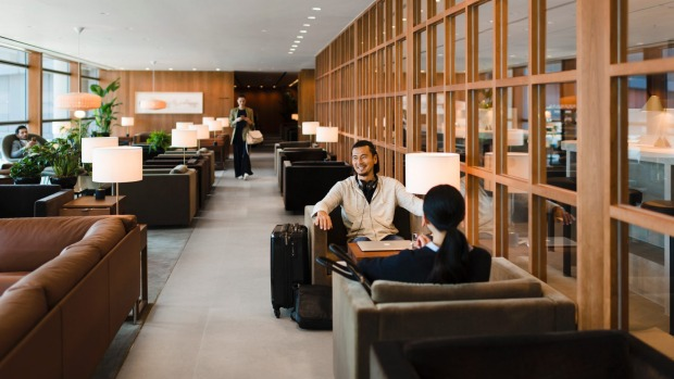 Cathay Pacific offers an unbeatable selection of lounges at Hong Kong's airport.