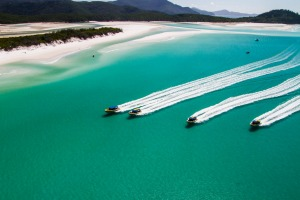 Airlie Beach is one of Australia's cruise hot spots.