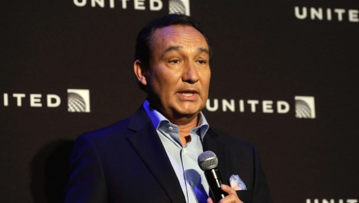 In a report into the incident, United chief Oscar Munoz said the airline was 'profundly' sorry.