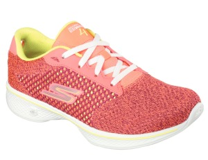 Skechers GOWalk are designed with comfort in mind.