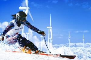 Olympic skiiers will compete at the 2018 Winter Olympics, which  will be held at Pyeongchang, South Korea.