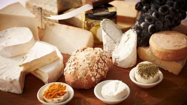 You can stock up on tasty delights, such as cow and goat cheeses from Milawa Cheese Company, when exploring the Milawa ...