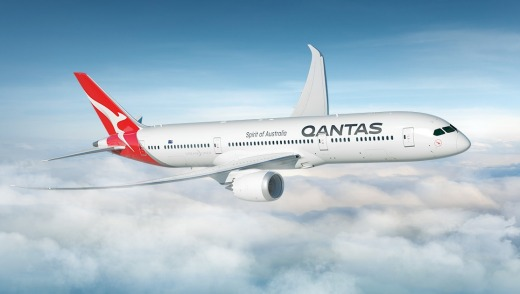 Qantas profit falls 17% amid tough competition