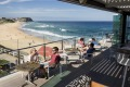 The Surfhouse is a focal point at Merewether Beach.