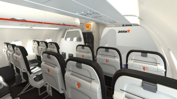 Jetstar squeezes six more seats onto airbus a320 but say legroom jetstar will add six more seats onto airbus a320 stopboris Image collections