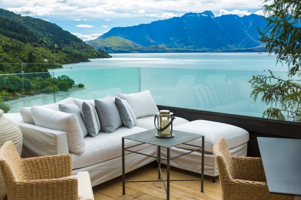 Matakauri Lodge: A retreat, yet only minutes from the heart of busy Queenstown.