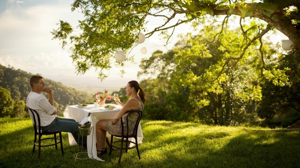 Spicers Clovelly Estate is a drawcard of the Sunshine Coast's hinterland.
