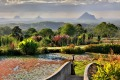 The panoramic views on offer from Maleny Botanic Gardens in the Sunshine Coast hinterland.
