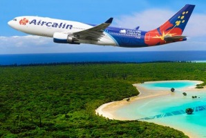 Fly to New Caledonia for $281 one-way.