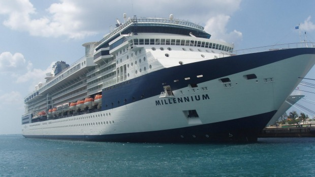 This Celebrity Millennium cruise includes four overnight stays.