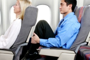 Should passengers ask permission to recline their seat?