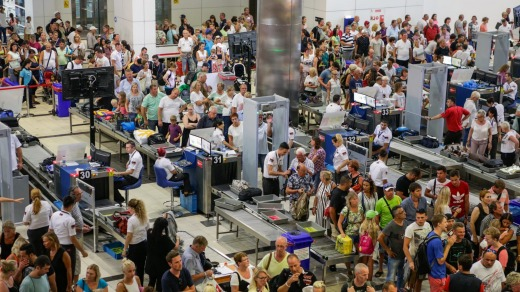 The new security protocol could mean longer security lines, heightened delays, boarding gate confusion, and yet more ...