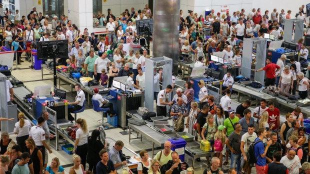 No laptop ban extension on Europe-US flights - for now