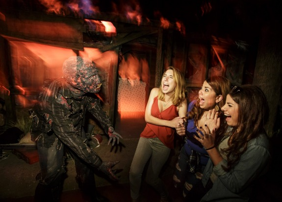 The Walking Dead maze is more scary than the actual show.