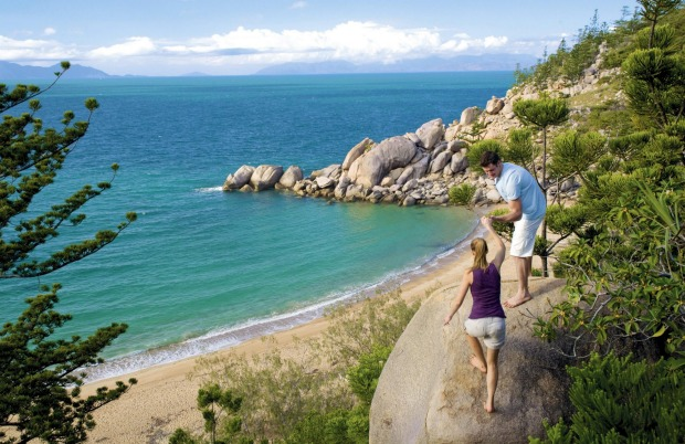 Magnetic Island, QLD: Technically a suburb of Townsville, Magnetic Island does impressively well on the wildlife front, ...