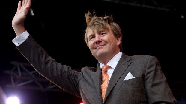 Dutch King Willem-Alexander regularly pilots for KLM.