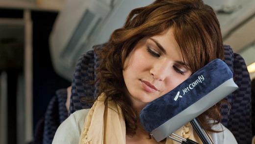 JetComfy aims to help travellers sleep better on planes.