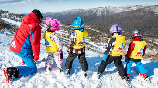 Learning to ski is a lifelong skill that can be taken around the globe.
