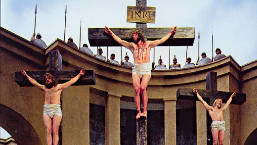 "Oberammergau's world-famous retelling of the ""suffering, death and resurrection of Jesus Christ""."