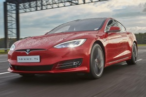 Tesla Model S has a range of at best 400 kilometres.
