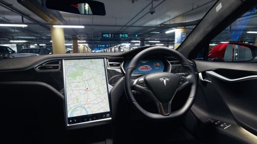 The Tesla Model S happily did a loop of more than 3500 kilometres in just six days.