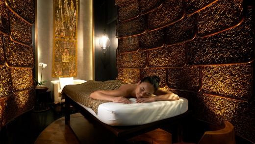 The spas at Sofitel Bali Nusa Dua Resort take pampering seriously