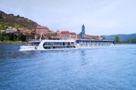 Receive free return flights with 14-night Europe river cruises.