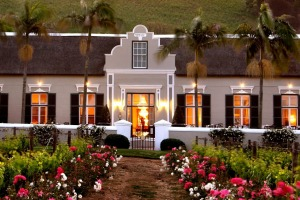 Grande Roche Hotel, Paarl Rock, South Africa.