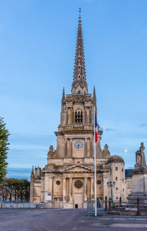 Vendee Cathedral.