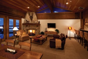 Mid-mountain at 2499 metres in the Deer Valley resort, Stein Eriksen is a European-style lodge of cathedral ceilings ...