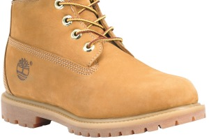 Timberland boot.