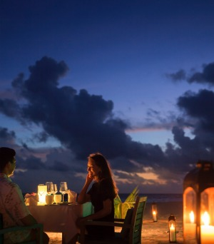 If there's something that the five-star resorts of the Maldives do better than anywhere else in the world it's a ...