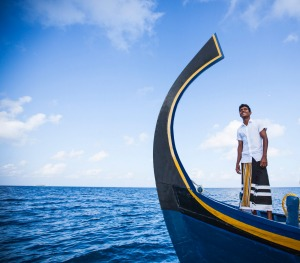 One of the most distinctive and exotic sights of any visit to the Maldives is that of a dhoni, the traditional ...