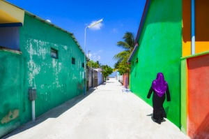Many resorts, such as the 52-villa Outrigger Konotta Maldives Resort, located in South Huvadhoo in the country's south, ...