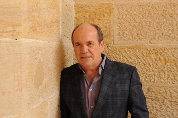 Glenn Shorrock, founding member and lead singer of Little River Band, The Twilights and Axiom.